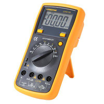 LODESTAR LD9815B Digital Multimeter