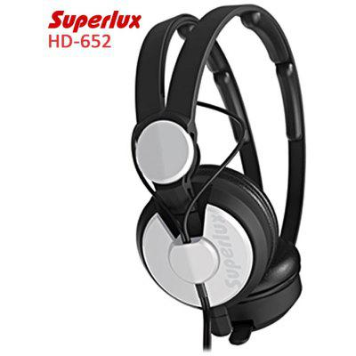 Superlux HD-562 Omnibearing Headphones Noise Canceling Monitoring Rotatable
