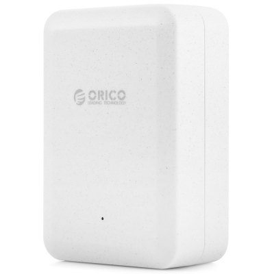 ORICO UI4P-WH 4-Port USB Wall Charger Hub with LED IndicatorUSB Accessories<br>ORICO UI4P-WH 4-Port USB Wall Charger Hub with LED Indicator<br><br>Brand: ORICO<br>Certificate: RoHs,CCC<br>Design: Professional<br>Feature: LED, Portable, Hub<br>Input: AC 100-240V<br>Interface: USB2.0<br>Model: UI4P-WH<br>Optional Color: White<br>Output: 5V 4A<br>Package Contents: 1 x ORICO UI4P-WH 4-Port USB Wall Charger Hub, 1 x Bilingual Manual in English and Chinese<br>Package size (L x W x H): 12.100 x 8.100 x 3.100 cm / 4.764 x 3.189 x 1.220 inches<br>Package weight: 0.204 kg<br>Product size (L x W x H): 8.100 x 5.900 x 3.000 cm / 3.189 x 2.323 x 1.181 inches<br>Product weight: 0.109 kg<br>Type: Hub