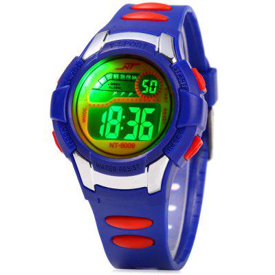 NT 6009 Multifunctional Digital Sports Kids Wrist Watch