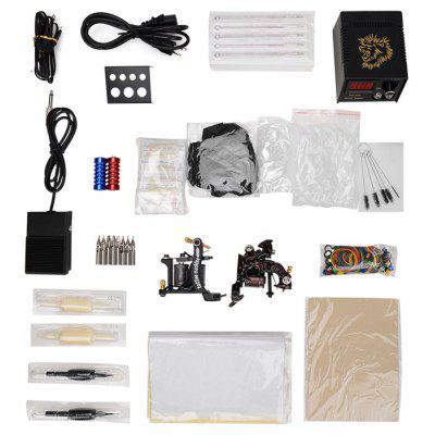 T02 Professional Tattoo Set