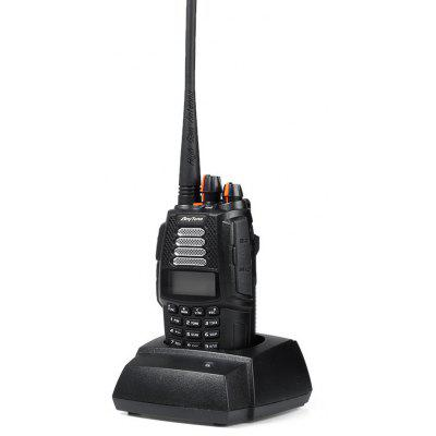 AnyTone AT-398UV Walkie Talkie Emergency Alarm