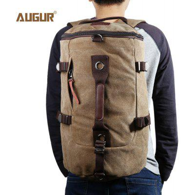 Augur 1028 Men Canvas Travel Backpack Camping Hiking Bag