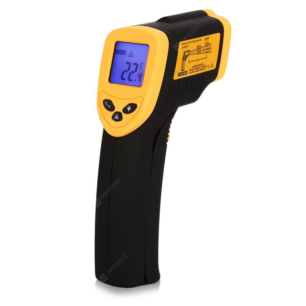 DT8380 Handheld Digital Infrared Thermometer