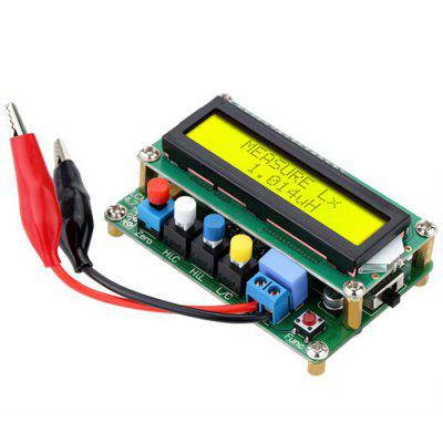 LC100-A Digital Capacitance / Inductance Meter Board Measuring Tool with 1602LCD