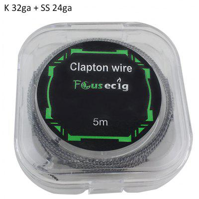 Original Focusecig Clapton Wire Box