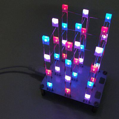 Zestaw Light Cube 3 x 3 x 4 LED
