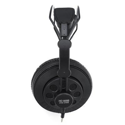 Фото Superlux HD668B Professional Studio Standard Headphones. Купить в РФ