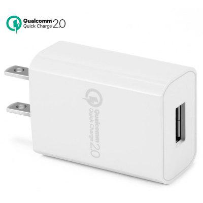 QC2.0 Quick Wall Charger US Plug