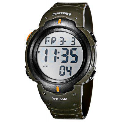 Skmei 1088 Male LED Sports Watch