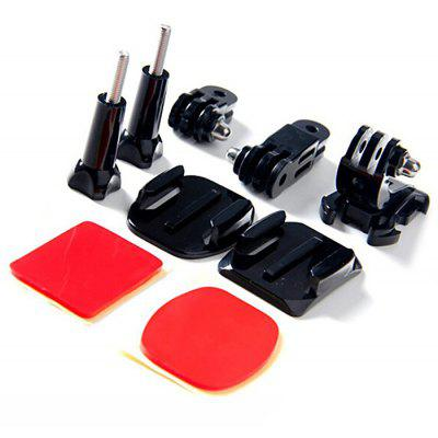 CP-GP19 Helmet Mount Action Camera Accessory Kit