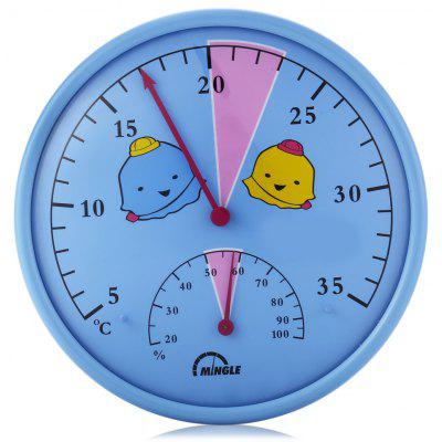 Mingle TH101A Baby Room Hygrometer Thermometer