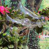 Glass Bird Style Automatic Drip Watering Controller - TRANSPARENT