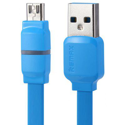 REMAX Micro USB Charging Data Sync Cable with Indicator Light 1m