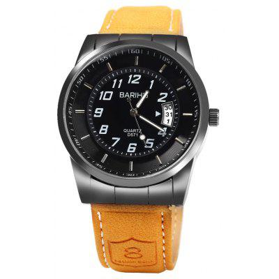 Bariho D571 Unisex Quartz Watch with Date Function