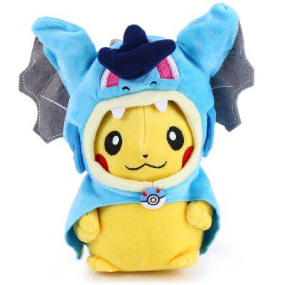 Pokemon Pikachu 8 Inch Plush Cartoon Toy
