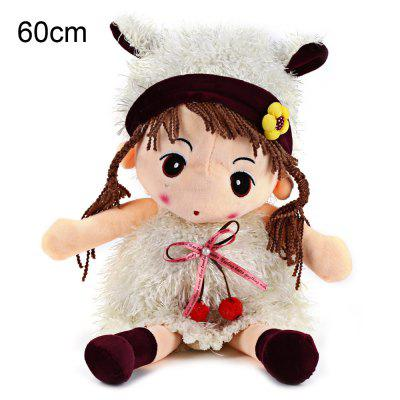 24 Inch Stuffed Girl Doll Plush Toys for Kids