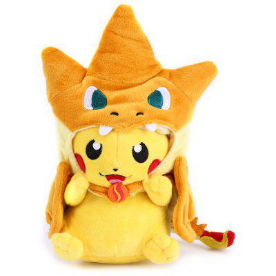 Pokemon Pikachu 10 Inch Plush Cartoon Toy