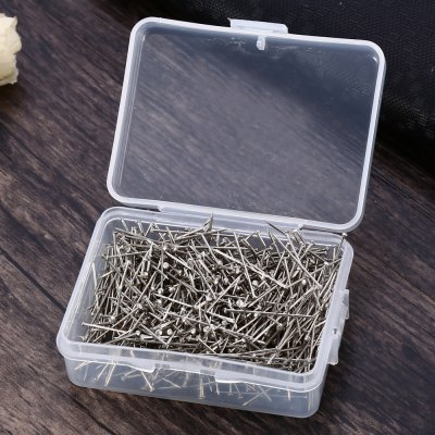50PCS Deli 24mm Stainless Steel Office PinsOther Supplies<br>50PCS Deli 24mm Stainless Steel Office Pins<br><br>Brand: Deli<br>Color: Silver<br>Package Contents: 50 x Deli 24mm Stainless Steel Office Pins Binding Stationery, 1 x Plastic Box<br>Package size (L x W x H): 6.60 x 4.80 x 2.40 cm / 2.60 x 1.89 x 0.94 inches<br>Package weight: 0.079 kg<br>Product size (L x W x H): 2.40 x 0.10 x 0.10 cm / 0.94 x 0.04 x 0.04 inches<br>Product weight: 0.055 kg
