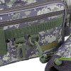 Multifunction Lure Waist Pack Fishing Tackle Messenger Bag - CAMOUFLAGE COLOR