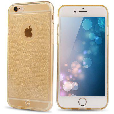 MOSHUO Protective TPU Back Cover Case for iPhone 6 / 6S Flicker Design