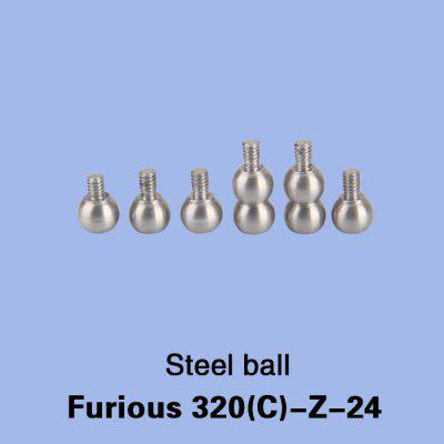 Extra 6Pcs Steel Ball for Walkera Furious 320 320G Multicopter RC Drone