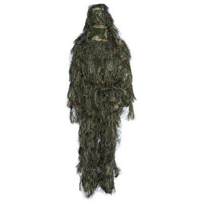 Hunting Woodland Camo Sniper Ghillie Suit
