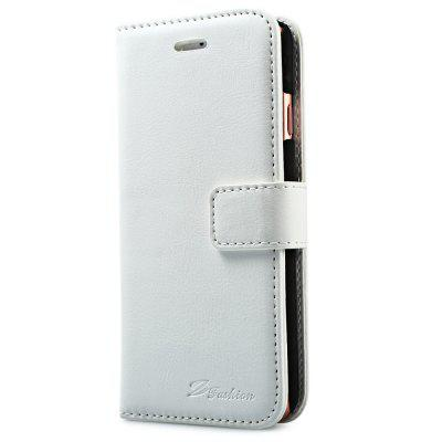 Magnetic Card Slot Wallet Stand Leather Flip Case for iPhone 6 / 6s