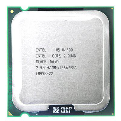 Intel Core 2 Quad Q6600 процессор