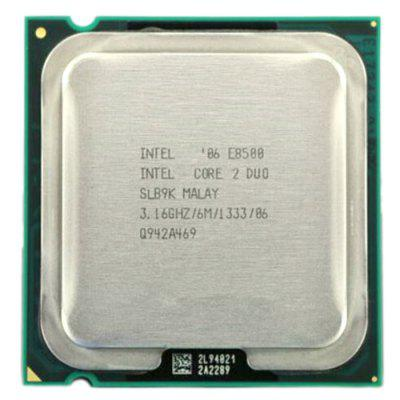Intel Core 2 Duo E8500  процессор