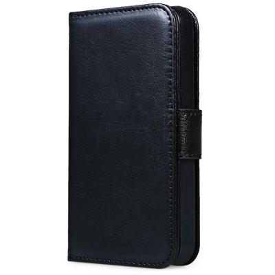 Magnetic Card Slot Wallet Stand Leather Flip Case for iPhone 4 / 4s