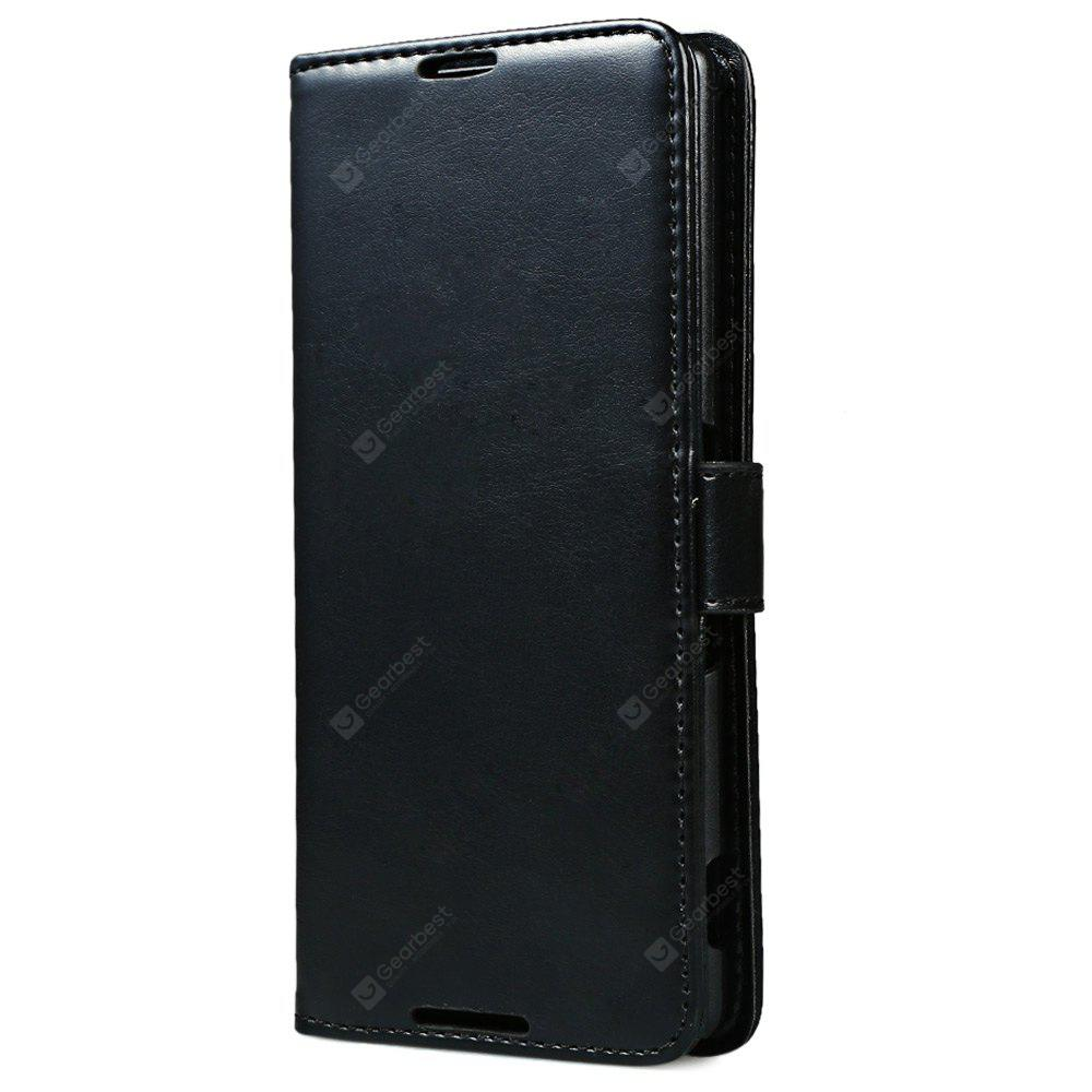 Magnetic Card Slot Wallet Stand Leather Flip Case for Sony Xperia Z4