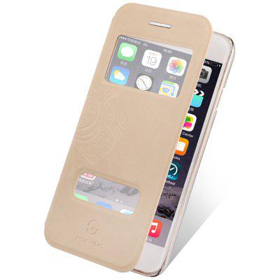 Moshuo PU Leather Protective Case for iPhone 6 / 6S