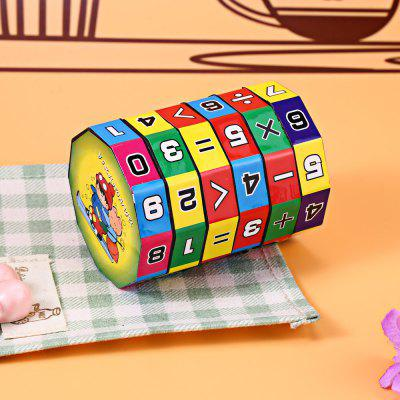 6-layer 7.2cm Height Puzzle Cube Children Education Learning Math Toy for Children от GearBest.com INT