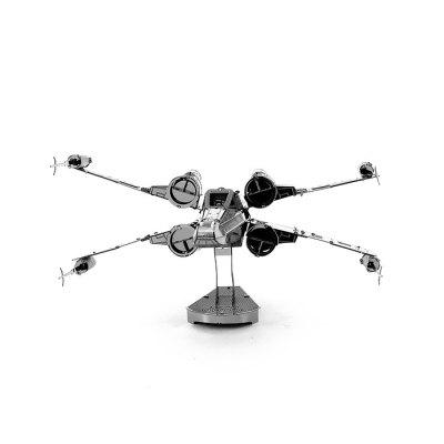 Фото X-wing Warplane Metal 3D Puzzle. Купить в РФ