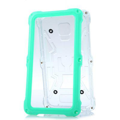 Waterproof Screw Thread PET Case for Samsung Note 4