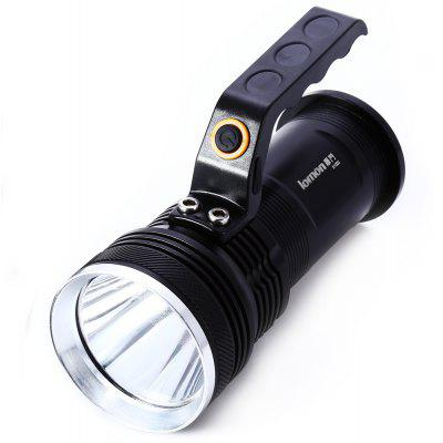 Lomon D1003 LED Long Shots Rechargeable Handlamp Flashlight