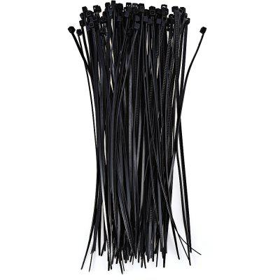 100pcs 3 x 200mm Nylon Cable Tie Zip Fasten WireOther Camping Gadgets<br>100pcs 3 x 200mm Nylon Cable Tie Zip Fasten Wire<br><br>Belt Width: 2mm<br>Functions: Light weight<br>Length: 200mm<br>Material: nylon - 66<br>Package Contents: 1 x 100pcs 3 x 200mm Nylon Cable Tie<br>Package size (L x W x H): 25.50 x 8.00 x 1.00 cm / 10.04 x 3.15 x 0.39 inches<br>Package weight: 0.071 kg<br>Product weight: 0.050 kg