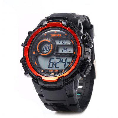 SKMEI 1113 Men Sport LED Digital Watch