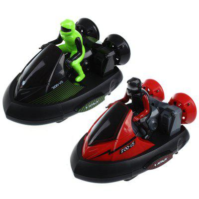 HB - DP01 27 / 40 MHz 4CH Remote Control Bumper Car Set with Music