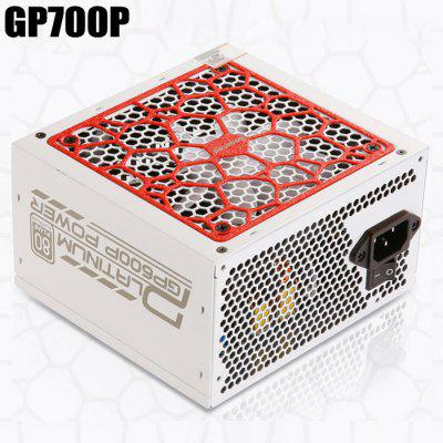 Segotep GP700P Power Supply 80 Plus Platinum Version 600W Electric Source