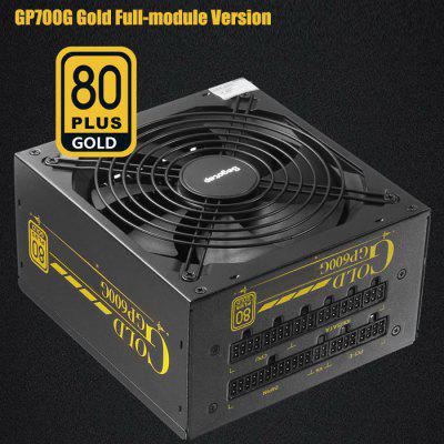 Segotep GP700G Power Supply 80 Plus Gold Full-module Version 600W Electric Source