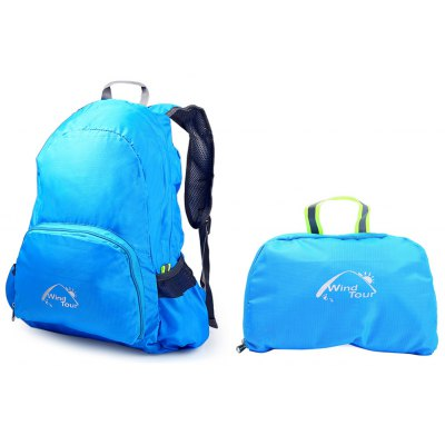 Wind Tour 25L Unisex Ultralight Folding Backpack