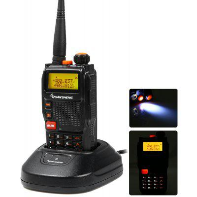 QUANSHENG TG-K4ATUV 128 Channels Walkie Talkie