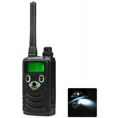 QUANSHENG TG-K200 UHF 200 Channels Walkie Talkie