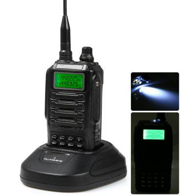 QUANSHENG TG-UV2 VHF / UHF 200 Channels Walkie Talkie