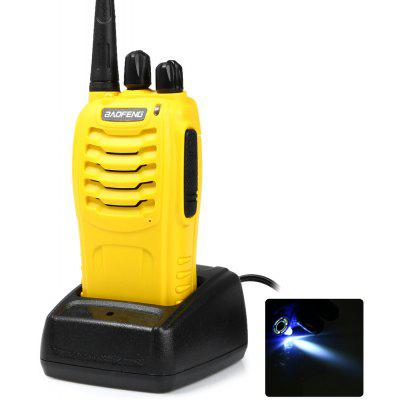 Baofeng BF-888S UHF 16 Canali di Walkie Talkie