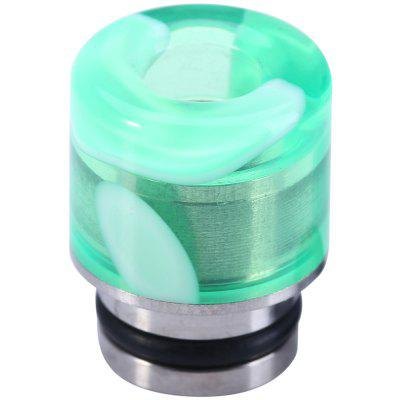 Hcigar Fodi Resin 510 Drip TipAccessories<br>Hcigar Fodi Resin 510 Drip Tip<br><br>Accessories type: Drip Tip<br>Available Color: Assorted Colors<br>Material: Resin<br>Package Contents: 1 x Hcigar Fodi 510 Drip Tip, 1 x Extra O-ring<br>Package size (L x W x H): 5.50 x 10.00 x 1.50 cm / 2.17 x 3.94 x 0.59 inches<br>Package weight: 0.006 kg<br>Product size (L x W x H): 1.05 x 1.05 x 1.40 cm / 0.41 x 0.41 x 0.55 inches<br>Product weight: 0.002 kg<br>Type: Electronic Cigarettes Accessories