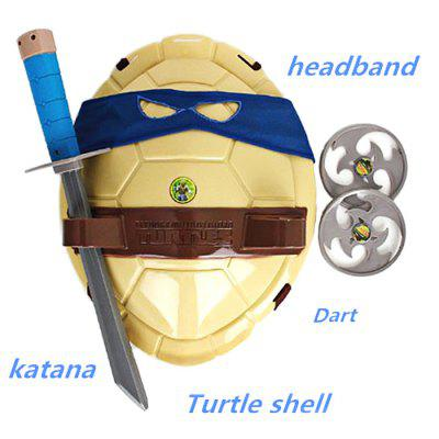HQF TMNT Wearable Turtles Armor Shell Weapon Toy Cosplay Props tmnt 12 90545