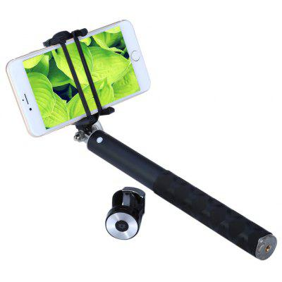 NOOSY BR0802 Wireless Bluetooth 3.0 Selfie Stick